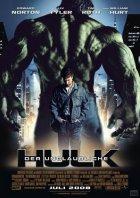 Der unglaubliche Hulk - Plakat zum Film