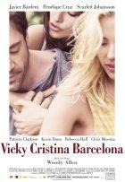 Vicky Cristina Barcelona - Plakat zum Film