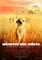 Wächter der Wüste - Plakat zum Film