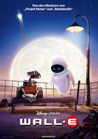 WALL-E - Der Letzte räumt die Erde auf - Plakat zum Film