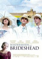 Wiedersehen mit Brideshead - Plakat zum Film