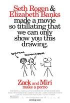 Zack And Miri Make A Porno - Plakat zum Film