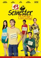 13 Semester - Plakat zum Film