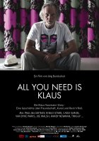 All You Need Is Klaus - Plakat zum Film