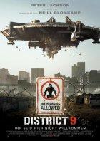 District 9 - Plakat zum Film