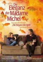 Die Eleganz der Madame Michel - Plakat zum Film