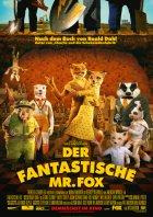 Der fantastische Mr. Fox - Plakat zum Film