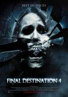Final Destination 4 - Plakat zum Film