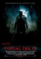 Freitag, der 13. - Plakat zum Film
