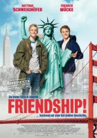 Friendship! - Plakat zum Film