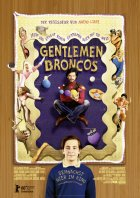 Gentlemen Broncos - Plakat zum Film