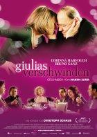 Giulias Verschwinden - Plakat zum Film