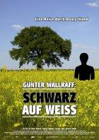 Günter Wallraff: Schwarz auf Weiß - Plakat zum Film