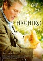 Hachiko - Eine wunderbare Freundschaft - Plakat zum Film