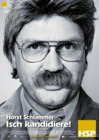 Horst Schlämmer - Isch kandidiere! - Plakat zum Film