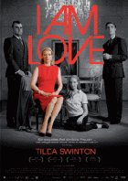 I Am Love - Plakat zum Film
