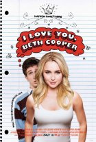 I Love You, Beth Cooper - Plakat zum Film