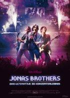 Jonas Brothers - Das ultimative 3D Konzerterlebnis - Plakat zum Film