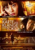 Eine Karte der Klänge von Tokio - Plakat zum Film
