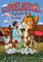 Kuddelmuddel bei Pettersson und Findus - Plakat zum Film