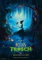 Küss den Frosch - Plakat zum Film
