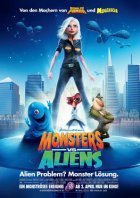Monsters Vs. Aliens - Plakat zum Film