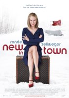 New In Town - Plakat zum Film