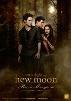 New Moon - Bis(s) zur Mittagsstunde - Plakat zum Film