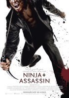 Ninja Assassin - Plakat zum Film