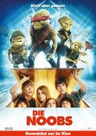 Die Noobs - Klein aber gemein - Plakat zum Film