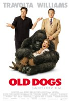 Old Dogs - Daddy oder Deal - Plakat zum Film