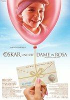 Oskar und die Dame in Rosa - Plakat zum Film