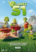 Planet 51 - Plakat zum Film