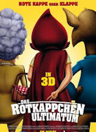 Das Rotkäppchen-Ultimatum - Plakat zum Film