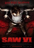 Saw VI - Plakat zum Film