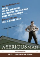 A Serious Man - Plakat zum Film