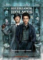 Sherlock Holmes - Plakat zum Film