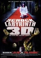 Schock Labyrinth 3D - Plakat zum Film