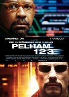 Die Entführung der U-Bahn Pelham 123 - Plakat zum Film