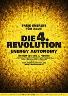 Die 4. Revolution - Energy Autonomy - Plakat zum Film