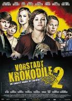Vorstadtkrokodile 2 - Plakat zum Film