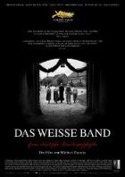 Das weiße Band - Plakat zum Film