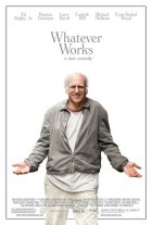 Whatever Works - Plakat zum Film