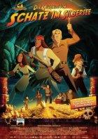 WinneToons - Die Legende vom Schatz im Silbersee - Plakat zum Film