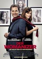 Der Womanizer - Die Nacht der Ex-Freundinnen - Plakat zum Film