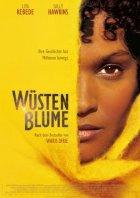Wüstenblume - Plakat zum Film