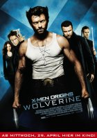 X-Men Origins: Wolverine - Plakat zum Film