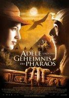 Adele und das Geheimnis des Pharaos - Plakat zum Film