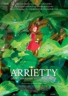 Arrietty - Die wundersame Welt der Borger - Plakat zum Film