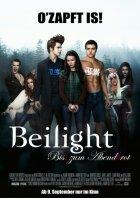 Beilight - Biss zum Abendbrot - Plakat zum Film